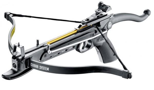 NXG Pistolenarmbrust Cobra schwarz