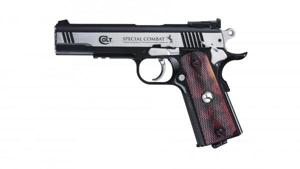 Colt Special Combat Classic cal. 4,5 mm (.177) BB - Bicolor
