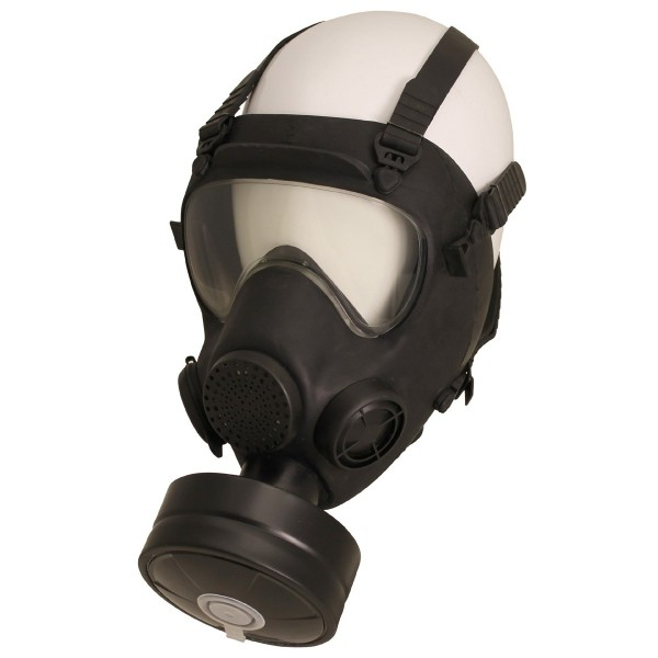 Polnische Schutzmaske MP5 Gr. 4, Filter