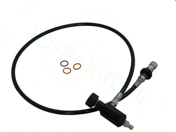 Straight Line 98cm Mamba Remote System mit Bleeder Co2 HP