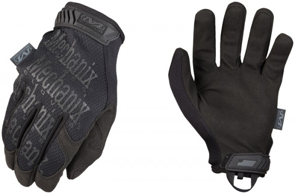 Mechanix The Original Covert Black Schwarz Handschuhe