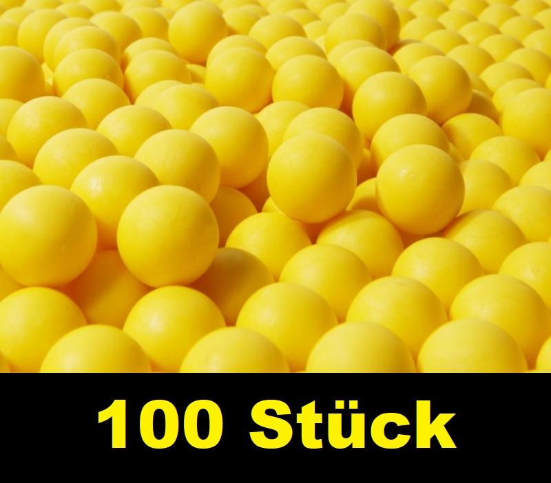 IDP Stahlkugeln Cal.43 Glasbreaker Paintballs 10 St/ück