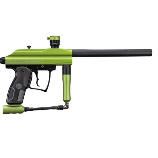 Spyder Xtra Paintball Marker Lime Grün Matt