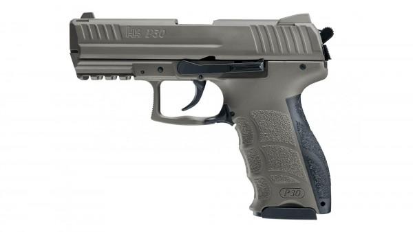 Heckler & Koch P30 FDE 4,5mm .177 BB und Diabolo