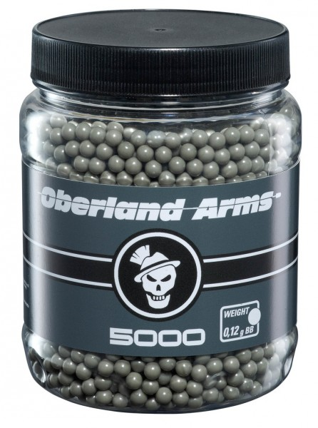 5000 Oberland Arms Black Label BB´s 0,12 g