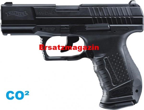 Walther P99 DAO Co² Ersatzmagazin