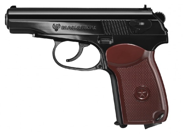 Legends Makarov 4,5mm .177 BB