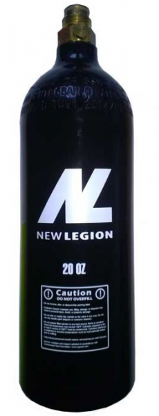 New Legion 20 OZ CO2 Tank Pin Ventil