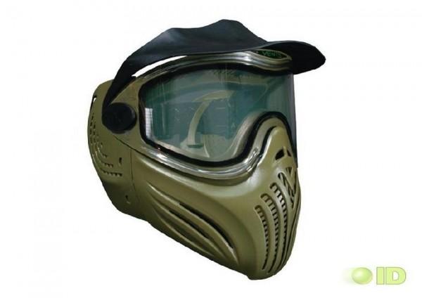 Invert Helix Thermal Maske Oliv