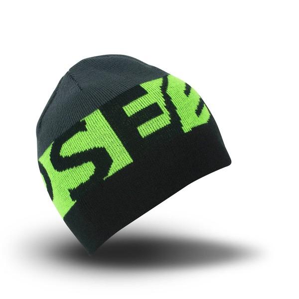 Planet Divide Beanie schwarz / grün Mütze