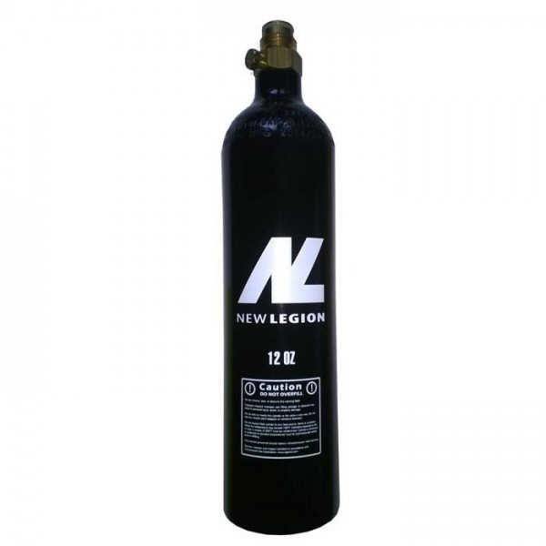 New Legion 12 OZ CO2 Tank Pin Ventil