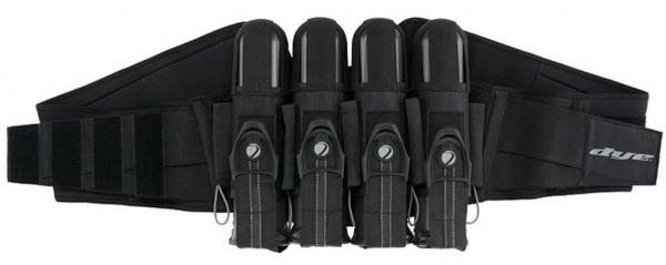 Dye Jet Pack 4+5 - black/grey Battlepack