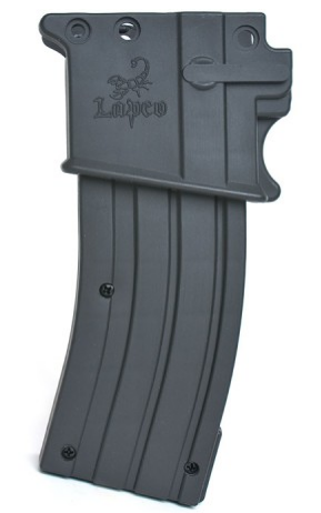 Lapco M16 magazine for Tippmann A5