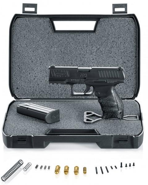 Walther PPQ Miniaturmodell Maßstab 1:2