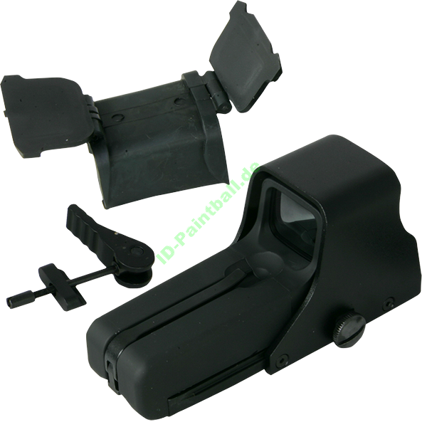 Holosight 552 Red and Green Dot