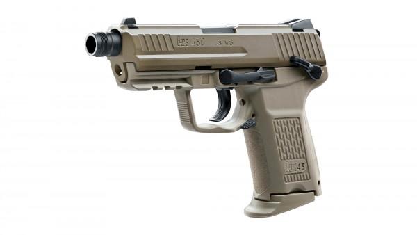Heckler & Koch HK45CT cal. 6 mm BB - FDE GBB