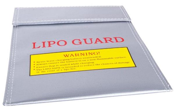 Li-Po Sicherheitstasche Safe Bag Akku