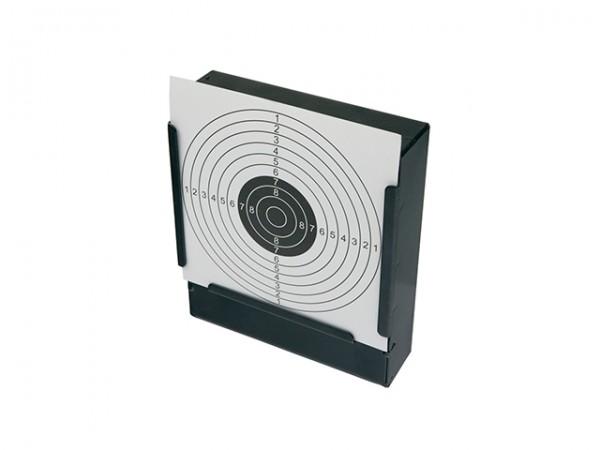 ASG Kugelfangkasten flach für 14 x 14 Scheiben