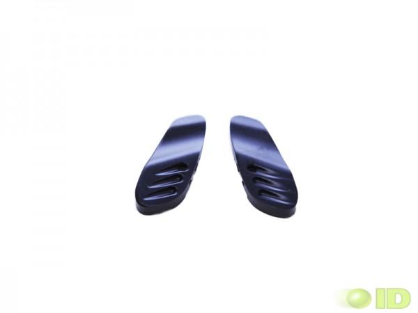 PMR Alloy Eye Plates schwarz Alu
