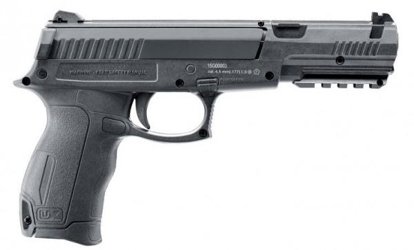 Luftpistole UX DX17 cal. 4,5 mm (.177) BB / Diabolo