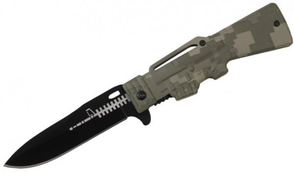 Kyu Line Einhandmesser - M16 ACU