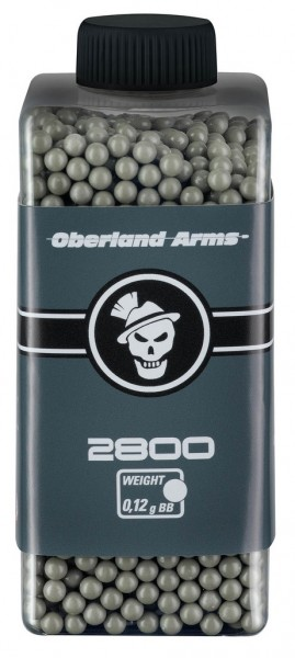 2800 Oberland Arms Black Label BB´s 0,12 g