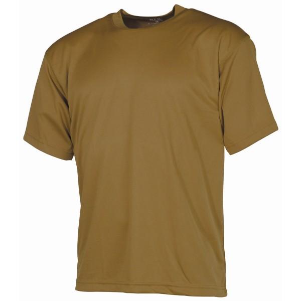 Tactical T-Shirt Coyote Tan