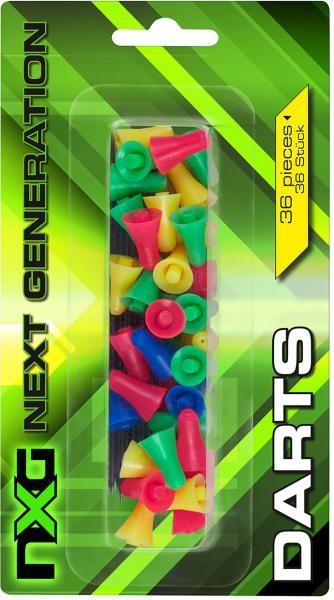 Blowgun Darts Cal 40 36 Stück