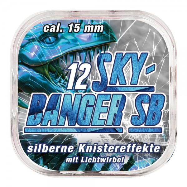 Umarex Sky Banger SB Signal Stars - Contents: 12 pcs.15mm