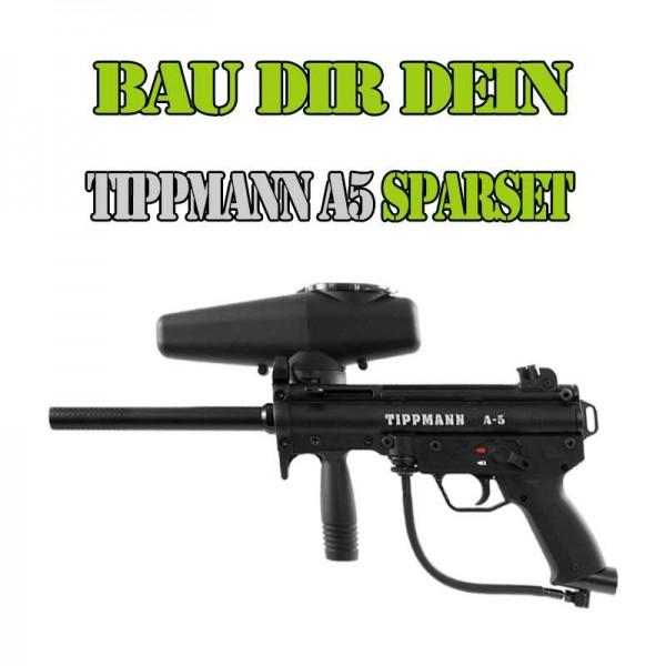 Tippmann A5 Sparpaket Set