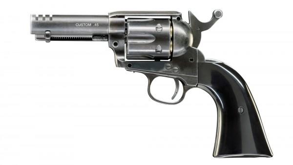 Legends Custom .45 Revolver Vollmetall CO2 6mm BB