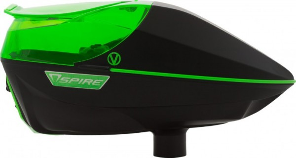 Hopper Virtue Spire 200 schwarz / lime