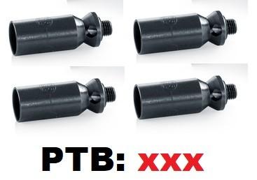 Abschussbecher / Zusatzlauf für Schrechschusswaffen Cal. 15 mm