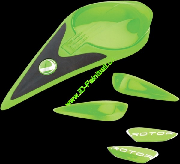 Dye Rotor Color Kit Lime Green