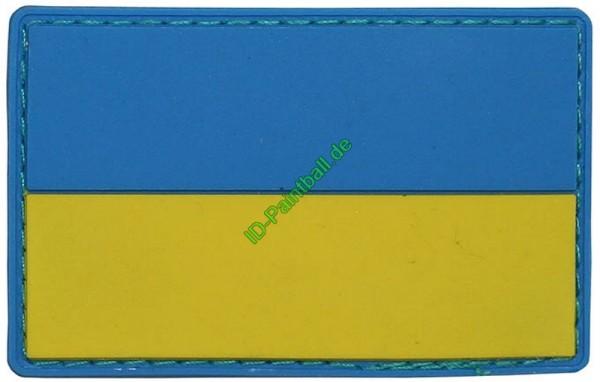 Klettabzeichen, Ukraine, 3D Patch