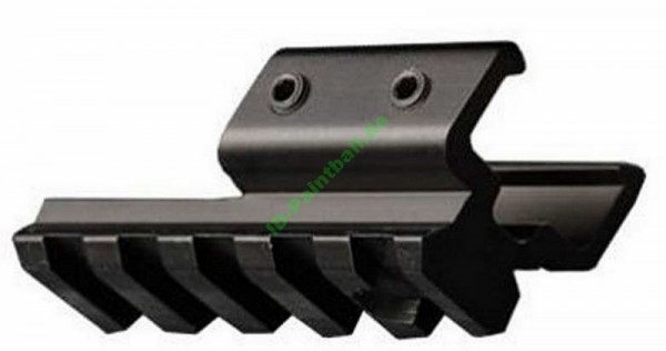 Tiberius Arms Undermount Tac Rail
