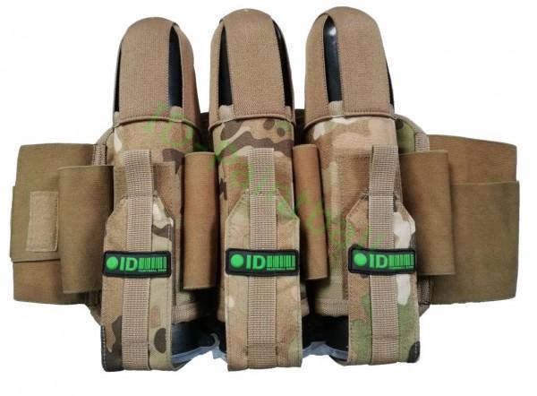 IDP Battlepack Desert Camo 3+4