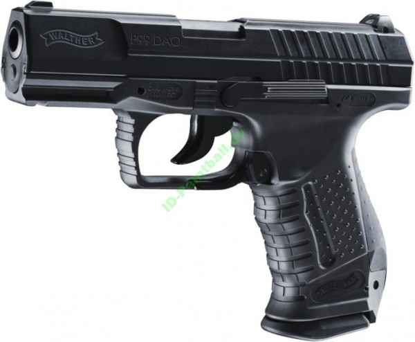 Walther P99 DAO Co2 Blowback 2 Joule