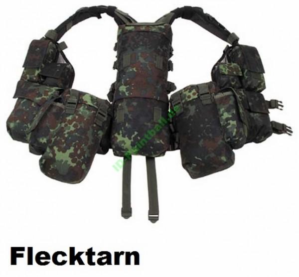 Tactical Weste mit vielen Taschen