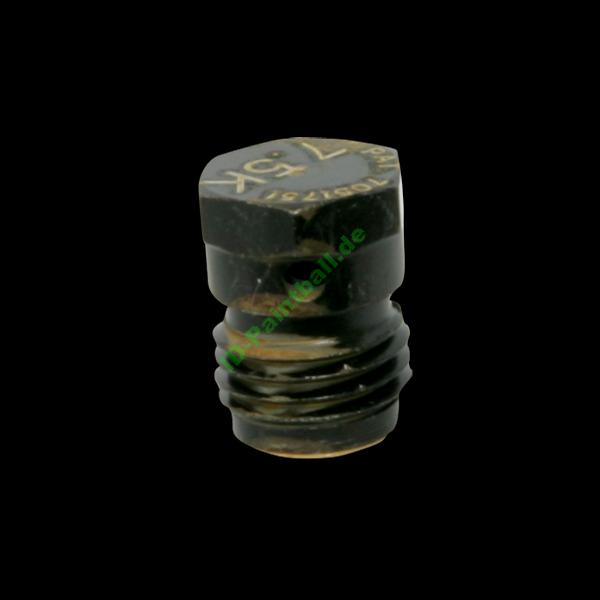 Ninja Burst Disk 7,5K Black Berstscheibe