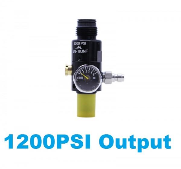 300 Bar Regulator 4500PSI / 1200 PSI Ausgangsdruck