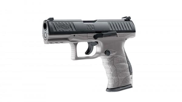 Walther PPQ M2 T4E Tungsten Grey SE Cal.43
