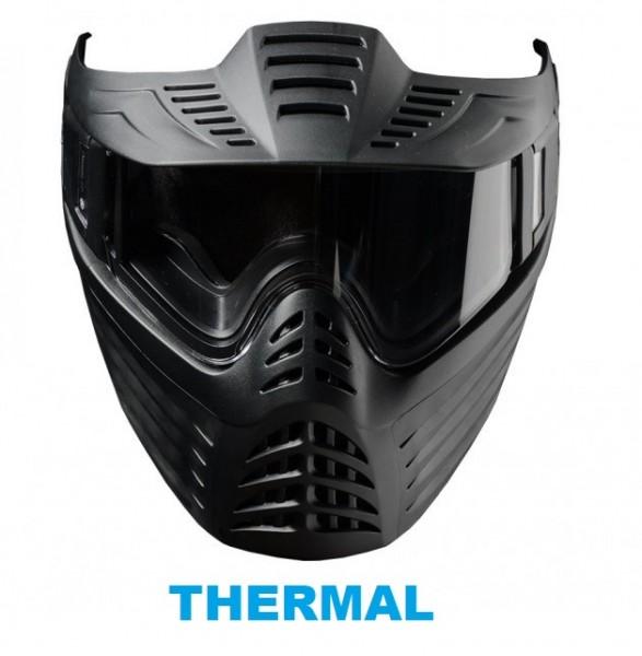 Paintball Maske Vforce Sentry schwarz