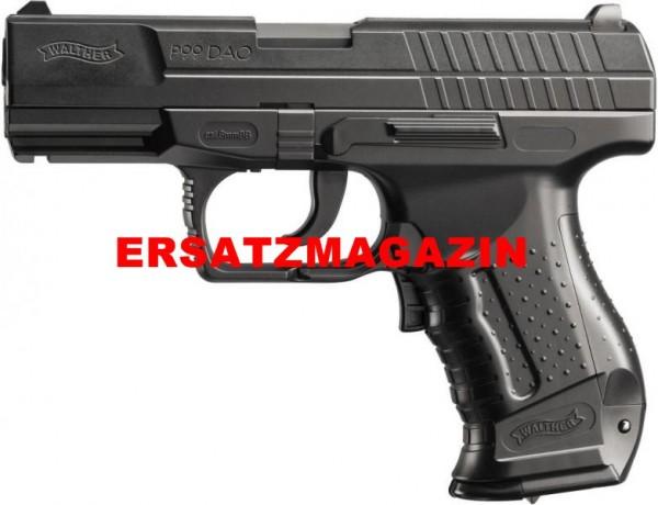 Walther P99 DAO Ersatzmagazin AEP