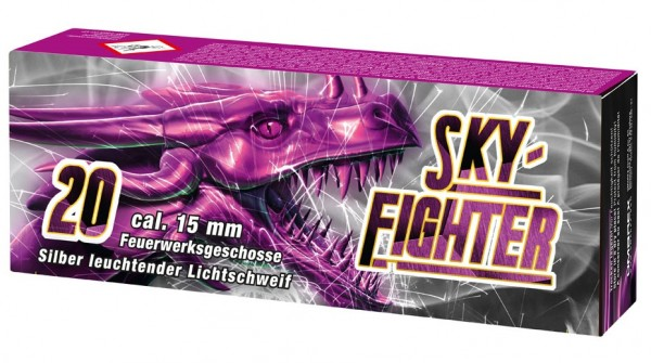Umarex Sky Fighter Signalsterne - Inhalt: 20 Stk. 15mm