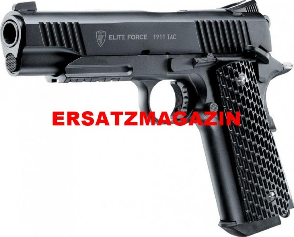 Eliteforce 1911 TAC Ersatzmagzin Co2