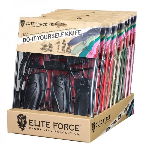 Elite Force 201 Selfmade Kit Bau dir dein Messer