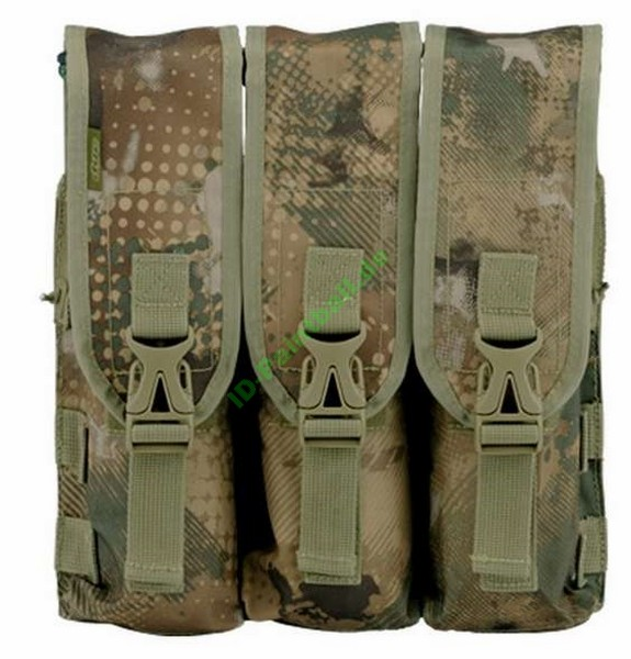 Dye Tactical Locking 3 Pod Doppel-Tasche