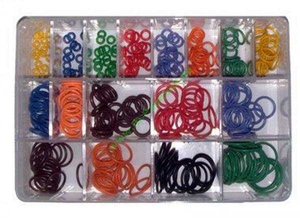 Dye Colored O-Ring Kit