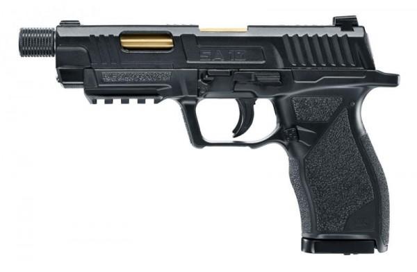 Co2 Blowback Pistole UX SA10 Diabolo und BB